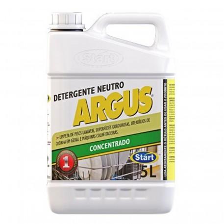 Detergente Liquido 5lt Argus Start Neutro
