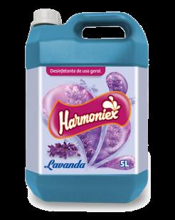 Desinfetante 5l Harmoniex Lavanda
