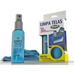 Limpa Telas 120ml Start Kit