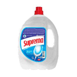 Detergente Liquido 5lt Suprema Clear