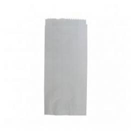 Saco Kraft 15k Branco Liso C/500
