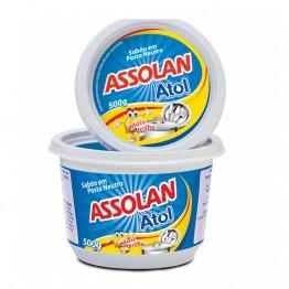 Sabao Pasta 500gr Assolam Atol