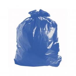 Saco Lixo 050l Papa Lixo 5x20 Az Esp 0,03