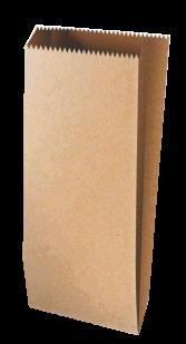 Saco Kraft 01/4k Mix Liso C/500