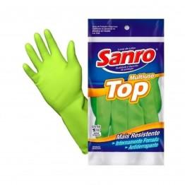 Luva Bor G Sanro Top Verde