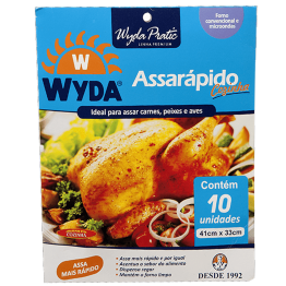 Assarapido Cozinha Wyda C/10 41x33cm