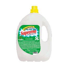 Desinfetante 5lt Suprema Extrato Eucalip