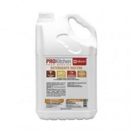 Detergente Clorado 5l Prokitchen Audax