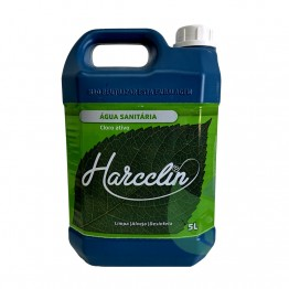 Agua Sanitaria 5l Harcclin