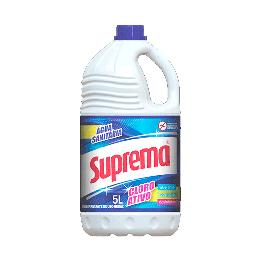Agua Sanitaria 5lt Suprema