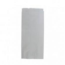 Saco Kraft 05k Branco Liso C/500