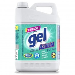 LIMPADOR  GEL 5L 4X1 START ERVA DOCE