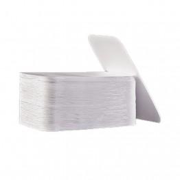 Placa Isopor 03 Totalplast C/200 Br 23x18 Pnt-03
