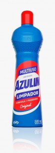 Limpador Multi Uso 500ml Azulim Azul Original