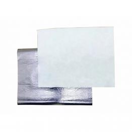 Papel Termico Aluminio Lanche C/250 30x37
