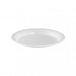 Prato 15 Fonplast Branco C/10 Cx 100