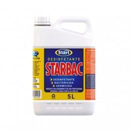 Desinfetante 05lt Starbac Start Sem Cheiro