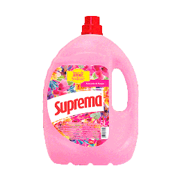 Amaciante 5lt Suprema Rosa Toque Amor