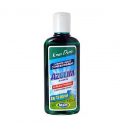 Desinfetante 140ml Diluivel Azulim Erva Doce