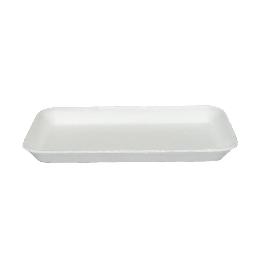 Bandeja Isopor 03 Rasa Darnel C/100 Br 238x181x15