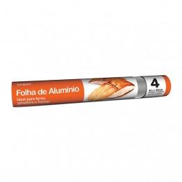 Rolo Aluminio 30cmx4mts Lumipam