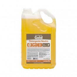 Detergente Liquido 5lt Neutro Gold Audax