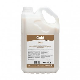 Cera Impermeab 5lt Gold Audax Incolor