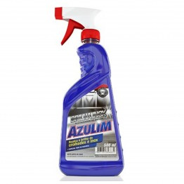 BRILHA INOX 500ML AZULIM SPRAY