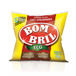 La De Aco Bombril C/8