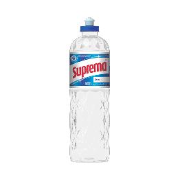 Detergente Liquido 500ml Suprema Coco