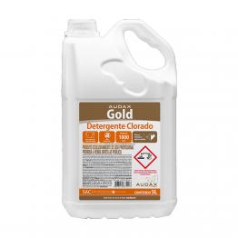 Detergente Liquido 5lt Clorado Gold Audax