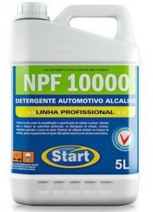 Desengraxante Alcalino 5l Npf10000 Autom Start