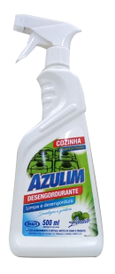 DESENGORDURANTE 500ML AZULIM SPRAY