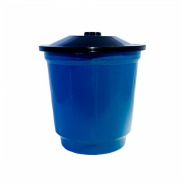 Cesto Lixo 20l C/tp Fechado Cf20 Arqplast