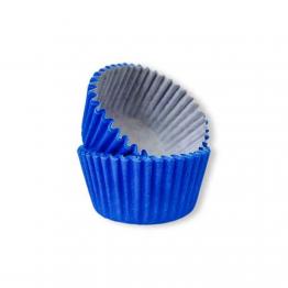 Forminha Papel 04 2,5x3x2 C/100. Azul Pc 10