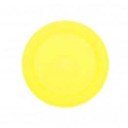 Prato 15 Forfest Fundo C/10 Amarelo