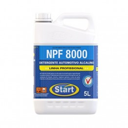 DETERGENTE ALCALINO NPF8000 5L START