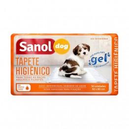 Tapete Higienico Dog C/30 Sanol