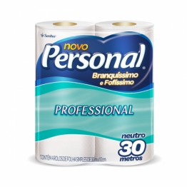 Papel Higiênico F.simples Personal Prof C/4. Pps45 (15x4)