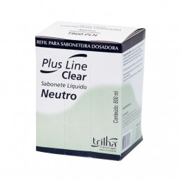 Sabonete Liq 800ml Rf Trilha Neutro