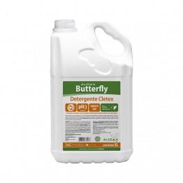 Detergente Liquido 5lt Neutro Butterfly Cletex