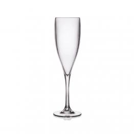 Taca 150ml Acr Sert Plast C/6 Champagne