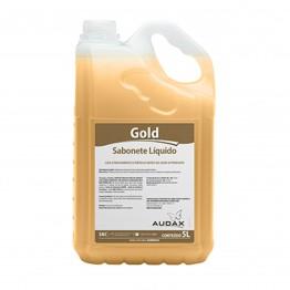 Sabonete Liq 5lt Gold Audax. Pessego