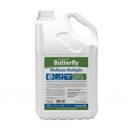 Limpador Multiuso 5lt Butterfly Multiplic Audax
