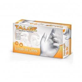 Luva Latex G Talge C/100 C/po