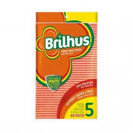 Pano Multi Uso 33x55 Brilhus C/5