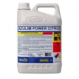 LIMPA PORCELANATO 5L AZULIM POWER CITRUS