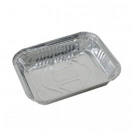 Bandeja Aluminio 1150ml Life Clean C/100