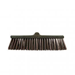 Vassoura Bralimpia 40cm Nylon Vr601
