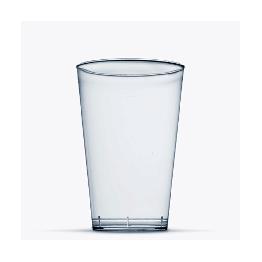 Copo 400ml Acr Sert Plast C/10 Cristal